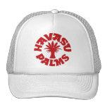 Gorra de las palmas de Havasu - rojo