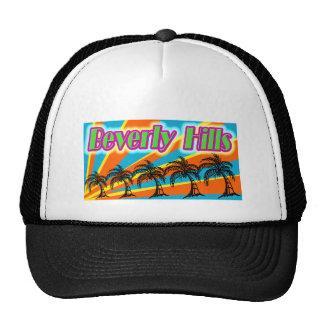 Gorra de las palmeras de Beverly Hills 5