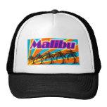 Gorra de las palmeras de Malibu 5