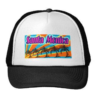 Gorra de las palmeras de Santa Mónica 5