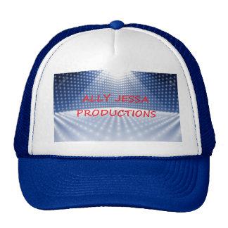 Gorra de las producciones de Jessa del aliado