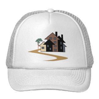 Gorra de las propiedades inmobiliarias