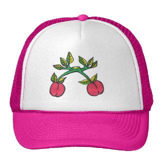 Gorra de las señoras del choque de la cereza……