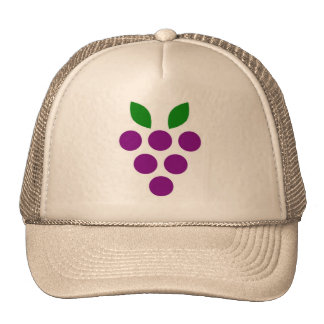 Gorra de las uvas