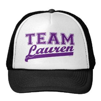 Gorra de Lauren Pur del equipo