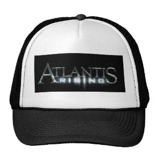 Gorra de levantamiento del logotipo de la Atlántid