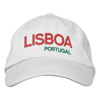 Gorra de LISBOA* PORTUGAL Gorras De Beisbol Bordadas