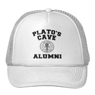 Gorra de los alumnos de la cueva de Platón