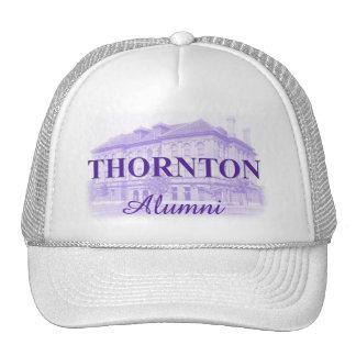 Gorra de los alumnos de Thornton 1899