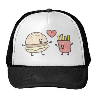 Gorra de los amigos de los alimentos de preparació