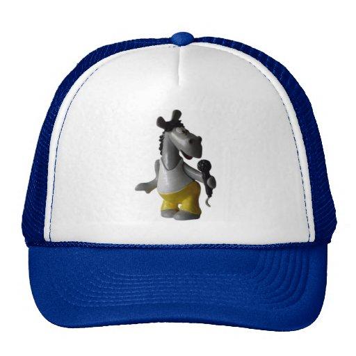 Gorra de los azules del plátano