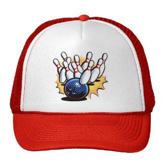 Gorra de los bolos