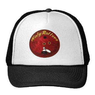Gorra de los bolos del rodillo santo