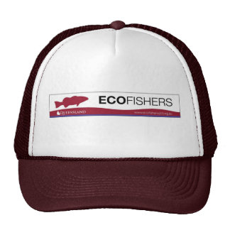 Gorra de los camioneros con el logotipo