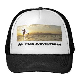 Gorra de los camioneros de las aventuras del au pa
