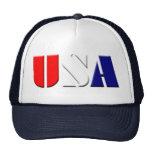 Gorra de los camioneros de los E.E.U.U. de la mari