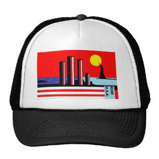 Gorra de los camioneros de los E.E.U.U. de la SUBI