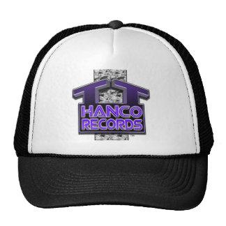 GORRA DE LOS CAMIONEROS DE T.T. HANCO RECORDS DE L
