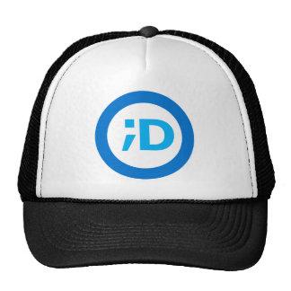 Gorra de los camioneros del guiño