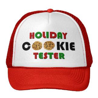 Gorra de los camioneros del probador de la galleta