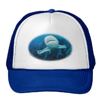 Gorra de los camioneros del tiburón del filón