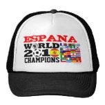 Gorra de los campeones del mundial 2010 de Espana