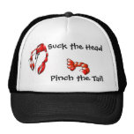 Gorra de los cangrejos de las cabezas o de las col