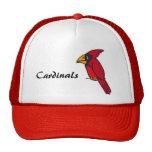 Gorra de los cardenales del HACHA
