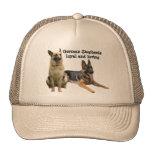 Gorra de los compinches del pastor alemán