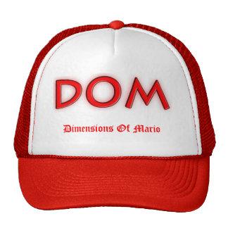 Gorra de los DOM