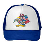 Gorra de los E.E.U.U. Eagle