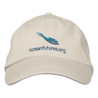 Gorra de los futuros del océano gorras de béisbol bordadas