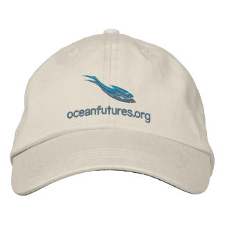 Gorra de los futuros del océano gorras de beisbol bordadas