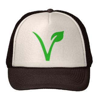 Gorra de los granjeros del vegano