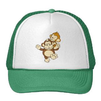 Gorra de los hermanos del mono