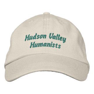 Gorra de los humanistas del valle del Hudson Gorras Bordadas