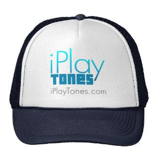 gorra de los iPlayTones (azules marinos)