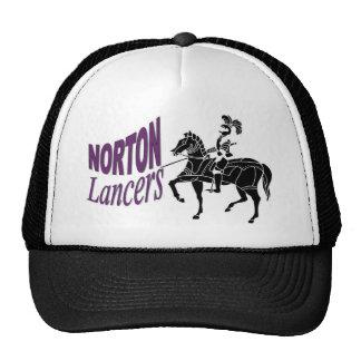 Gorra de los lanceros de Norton