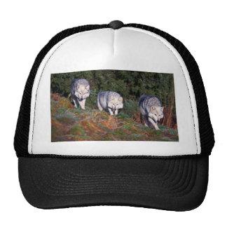 Gorra de los lobos