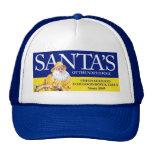 Gorra de los mariscos de Santa