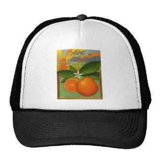 Gorra de los naranjas