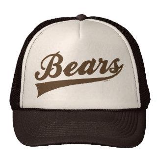 Gorra de los osos