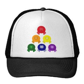 Gorra de los Pals de Pom Pom de la pirámide del ar