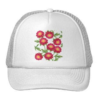 Gorra de los Peonies del jardín de las mamáes
