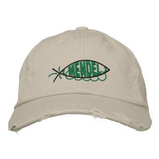 Gorra de los pescados de Mendel Peapod Gorras De Béisbol Bordadas