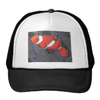 Gorra de los pescados del payaso