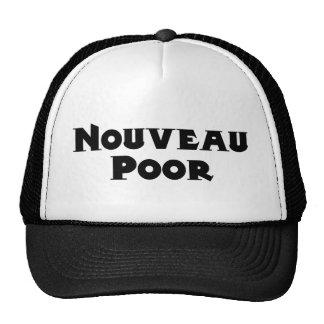 Gorra de los pobres de Nouveau