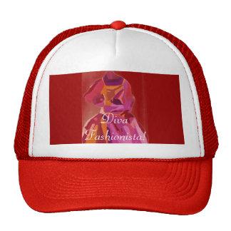 Gorra de los rojos del otoño del fashionista de la