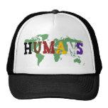 Gorra de los seres humanos