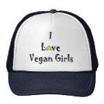 Gorra de los veganos del amor